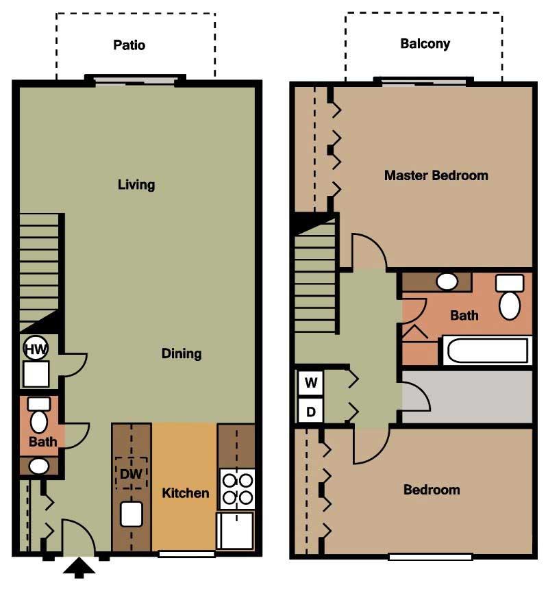 Castle Way Apartments
